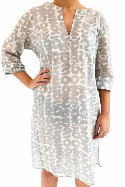 See Design Tunic Sake Grey