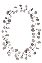 Annemieke Broenink Lace Necklace Mauve