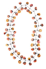 Annemieke Broenink Poppy Necklace Autumn Leaves