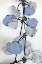 Annemieke Broenink Lace Necklace Pastel Blue