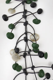 Annemieke Broenink Pop Dot Necklace Army/Neutral