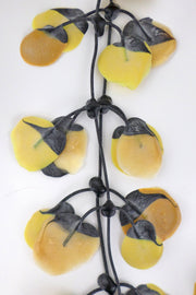 Annemieke Broenink Poppy Necklace Honey Mustard