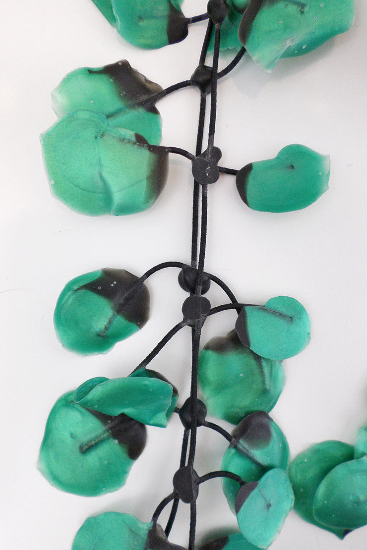 Annemieke Broenink Poppy Necklace Turquoise