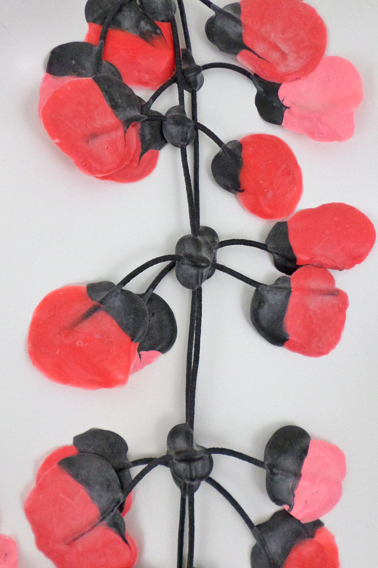 Annemieke Broenink Poppy Necklace Watermelon