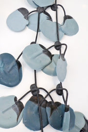 Annemieke Broenink Poppy Necklace Dusty Blue
