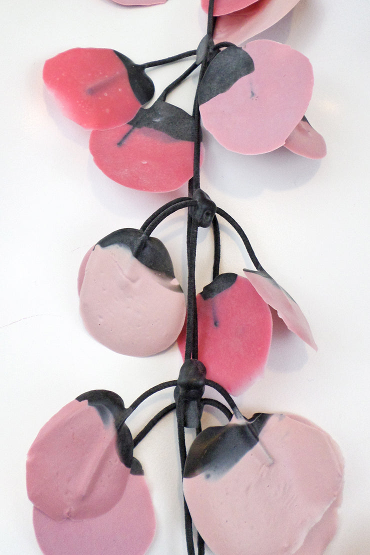 Annemieke Broenink Poppy Necklace Blush Pink