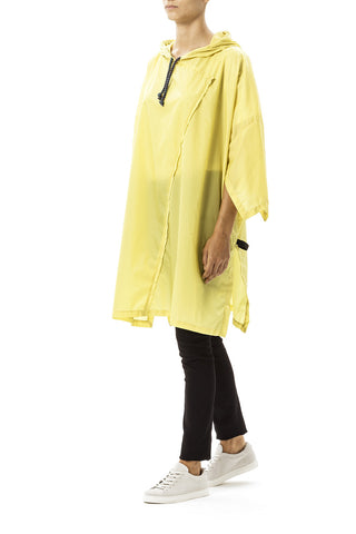 Daily Day Rain Poncho Yellow