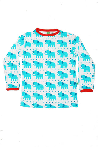Sture&Lisa Kids Elephants T-Shirt