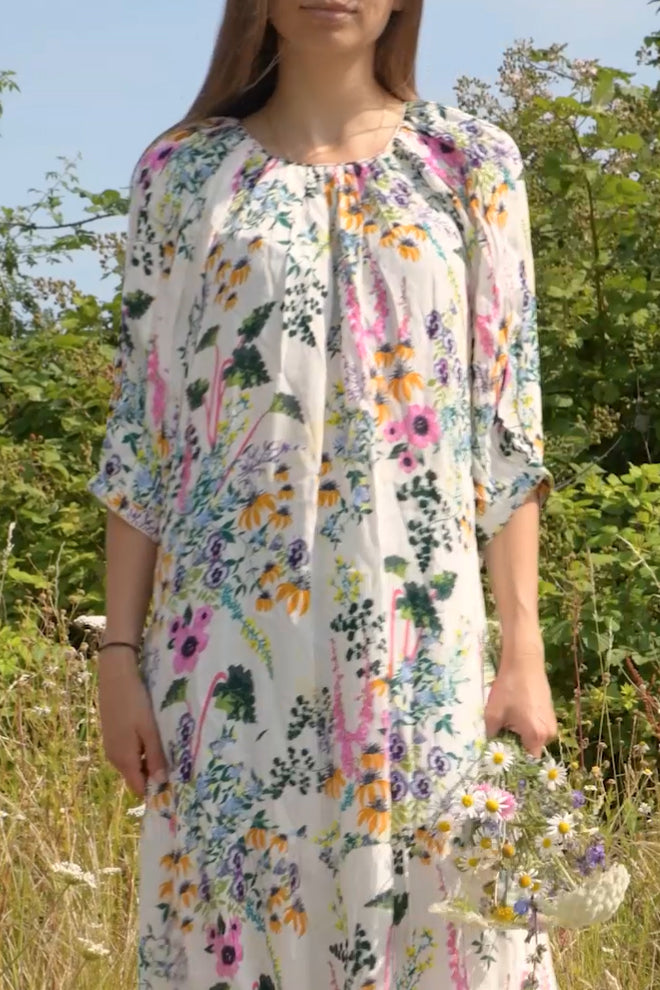 Becksöndergaard Gardenflo Melody Dress