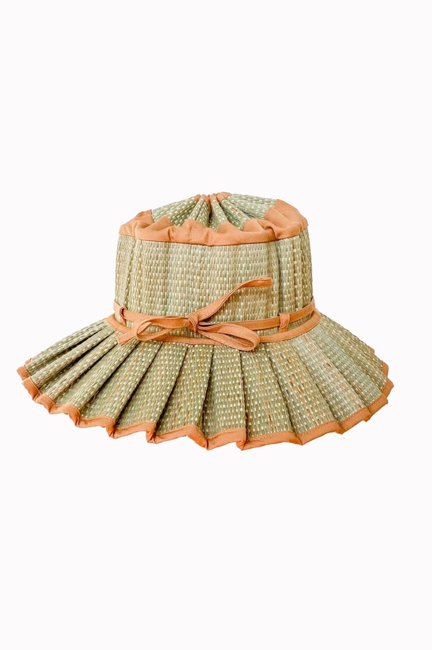 Lorna Murray Child Capri Hat Ginger