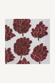 Marimekko Kapykukka Paper Luncheon Napkins Light Grey