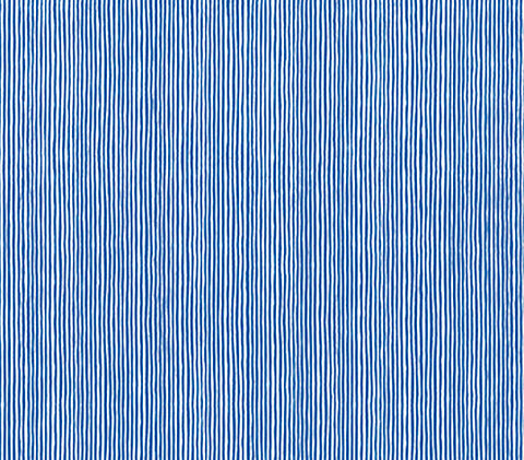Marimekko  Kajo Wallpaper Blue/White