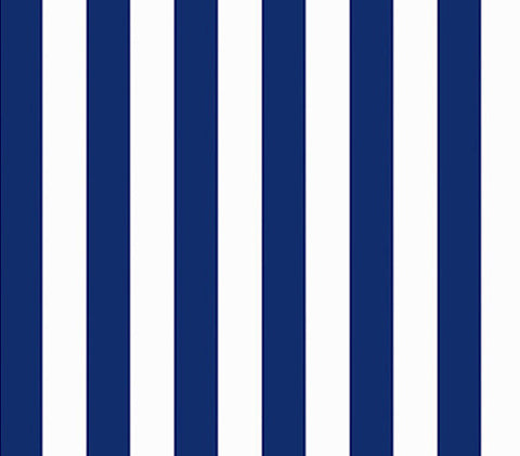 Marimekko  Korsi Wallpaper Blue/White