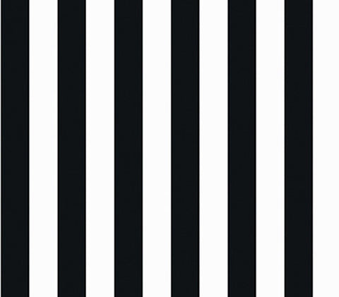 Marimekko  Korsi Wallpaper Black/White