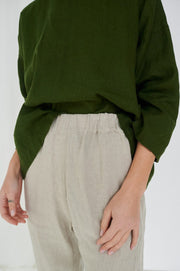 Harper Tunic Forest Green