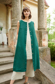 Robin Dress Emerald Green
