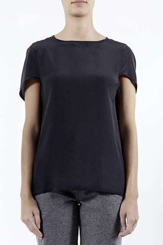 Daily Day Wednesday Top Black