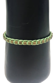 Mandy Campio Blocks Bracelet Mint