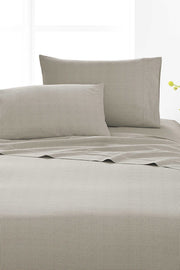 Marimekko Marimekko Muru US Sized Sheet Sets Beige/Black - KIITOSlife - 1