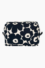 Marimekko Vilja Mini Unikko Cosmetic Bag Navy/Cotton