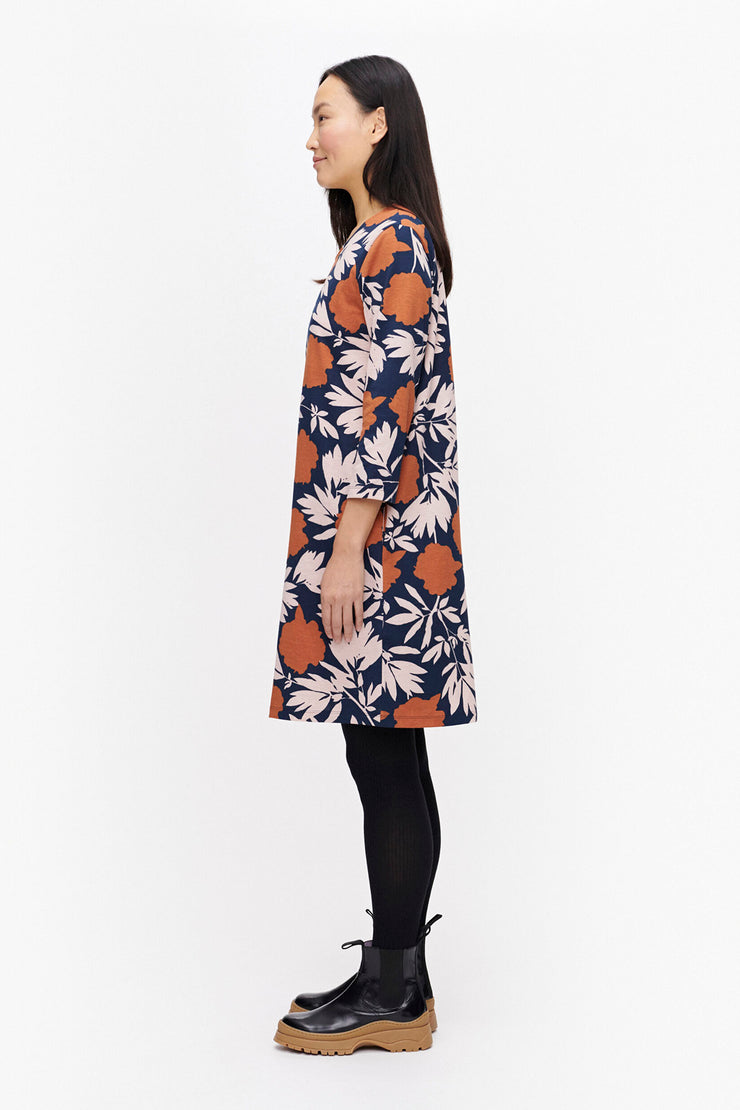 Marimekko Aretta Pionipensas Dress
