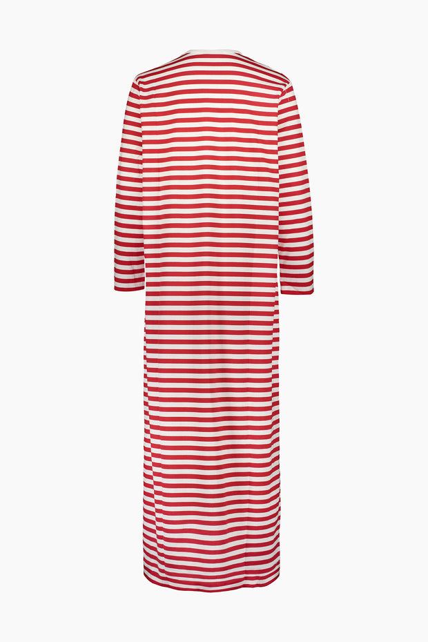 Marimekko Katju Nightgown Classic Red/White
