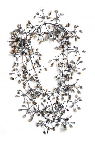 Annemieke Broenink Multi Dot Necklace Neutral