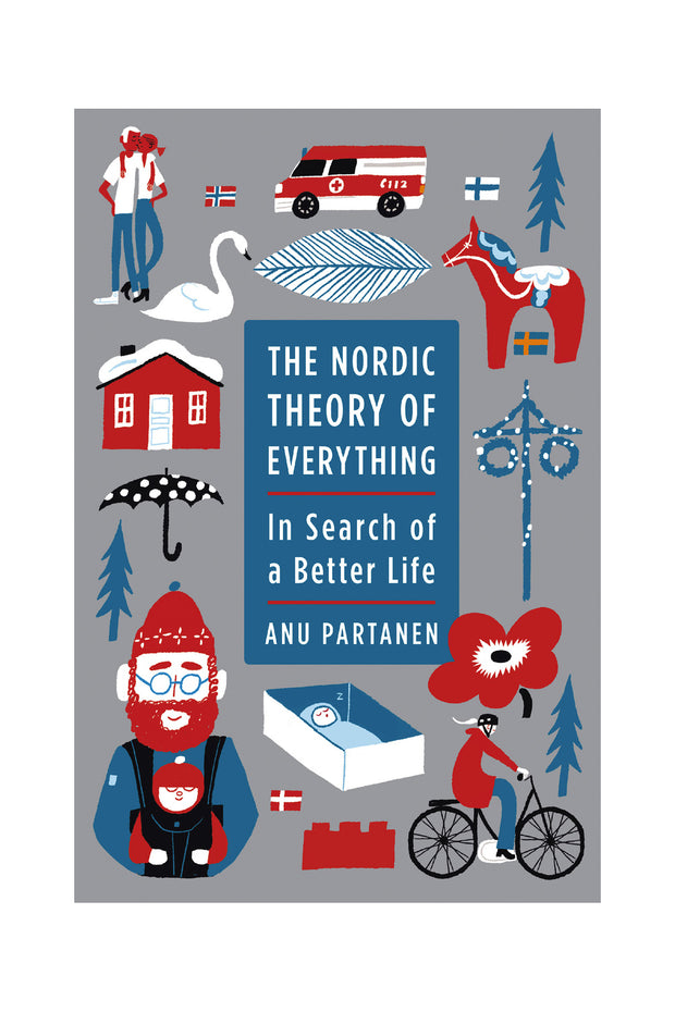 The Nordic Theory of Everything Book