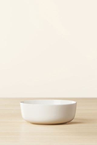 Marimekko Oiva Medium Bowl 4 DL White