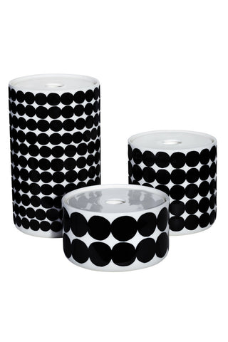 Marimekko Rasymatto Storage Jar Medium