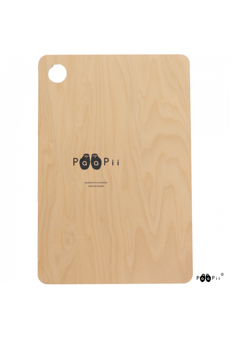 PaaPii Old Town Cutting Board Ochre
