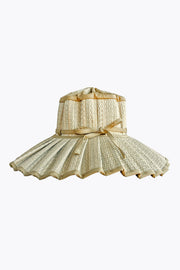 Lorna Murray Child Capri Hat Palm Leaf