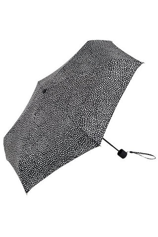 Marimekko Pirput Parput Mini Manual Umbrella Black/White