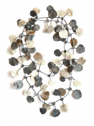 Annemieke Broenink Poppy Necklace White Neutral