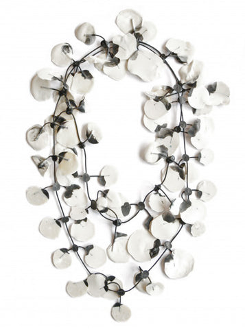 Annemieke Broenink Poppy Necklace White
