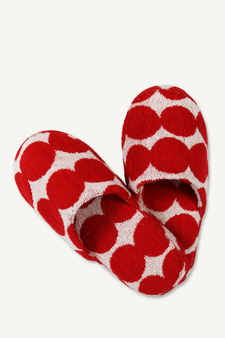 marimekko rasymatto slippers red
