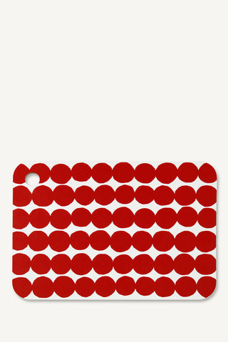 Marimekko Räsymatto Chopping Board Red