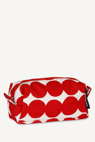 Marimekko Taimi Rasymatto Cosmetic Bag Red