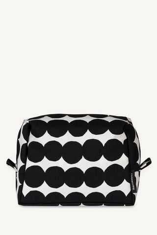 Marimekko Verso Rasymatto Cosmetic Bag Black/White