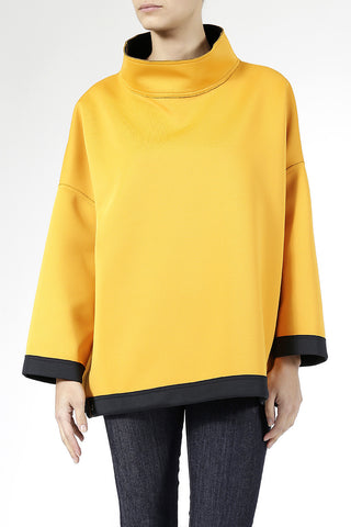 Daily Day Double Saturday Reversible Tunic Golden Yellow/Black