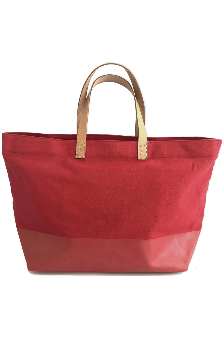 See Design Overnighter Bag Red