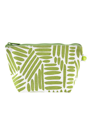 See Design Travel Pouch Small Bag Path Green