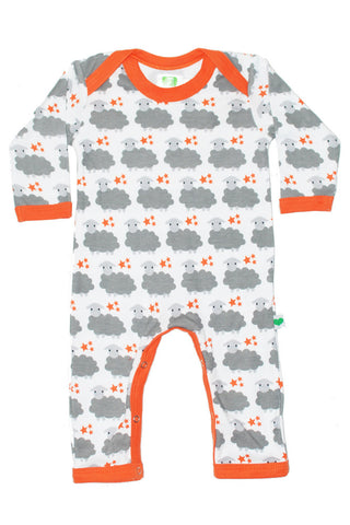 Sture&Lisa Sheep Baby Jumpsuit
