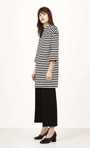 Marimekko Tashia Tunic Dress Black/White