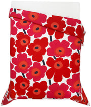 Marimekko Unikko/Pieni Unikko US Sized Bedding Red - KIITOSlife - 2