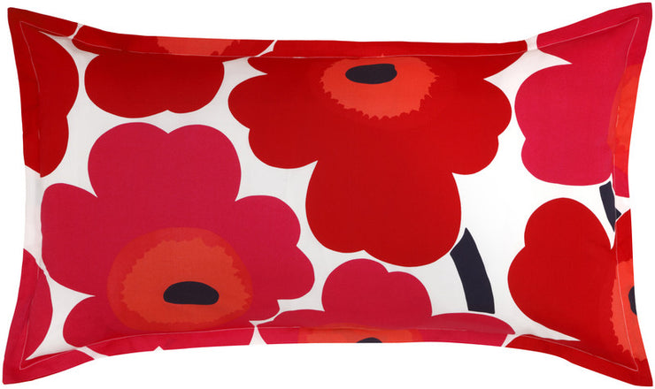 Marimekko Unikko/Pieni Unikko US Sized Bedding Red - KIITOSlife - 8