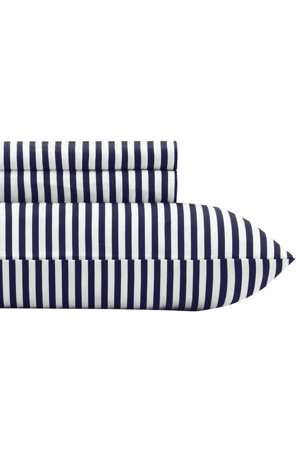 Marimekko Marimekko Ajo US Sized Sheet Sets Navy/White - KIITOSlife - 2