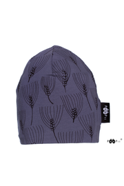 PaaPii Barley Beanie Blueberry for Adults & Kids