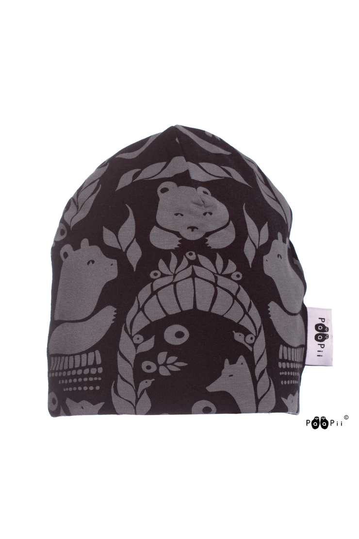 PaaPii Gates of Pohjola Beanie for Adults & Kids