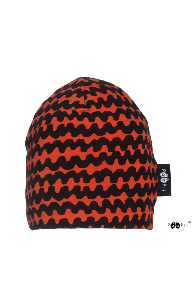 PaaPii Haloo Beanie Rust for Adults & Kids